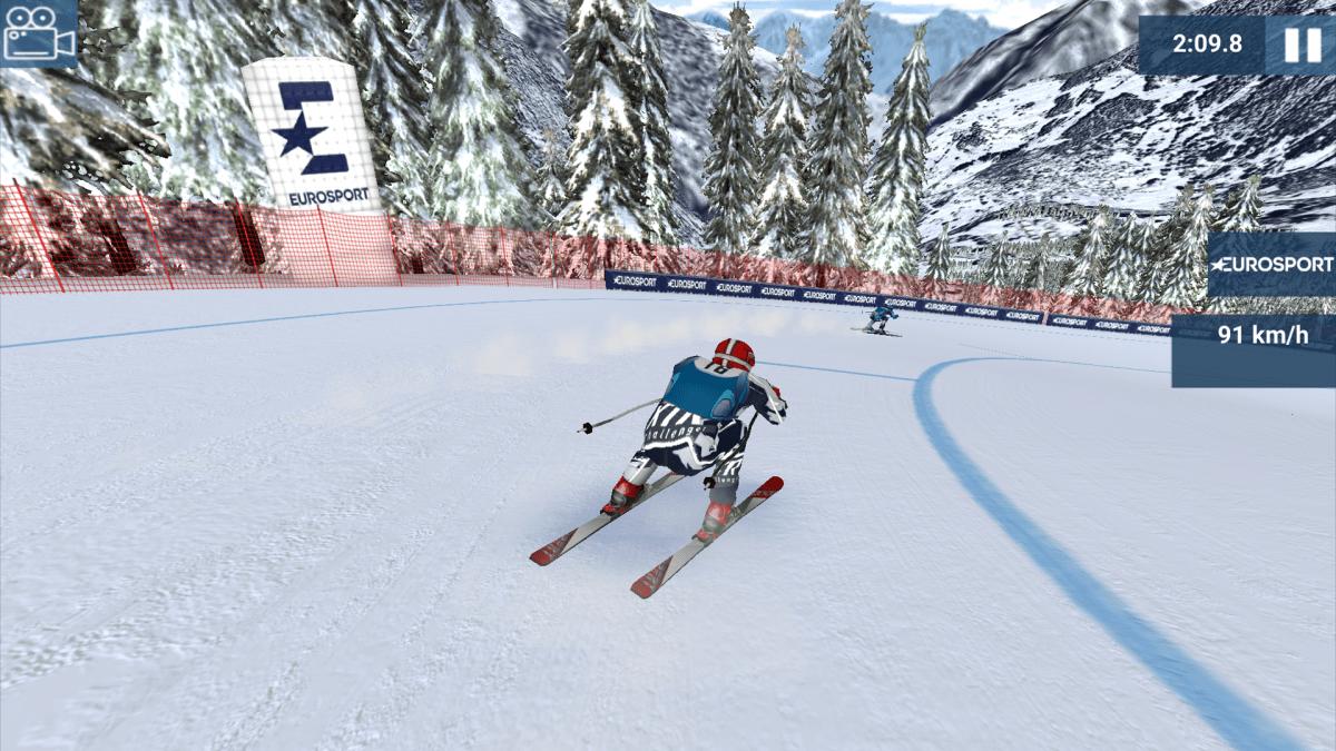 Ski Challange