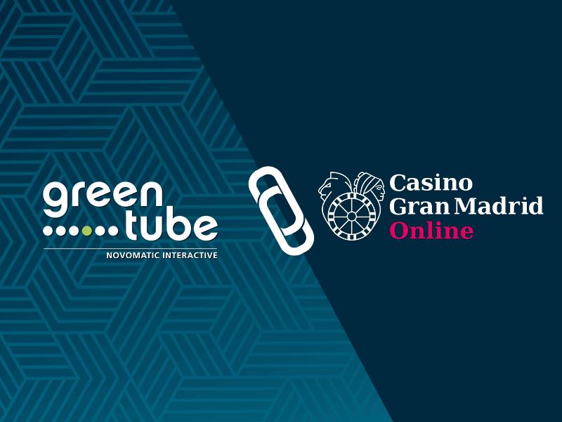 Greentube signs partnership with Casino Gran Madrid Online
