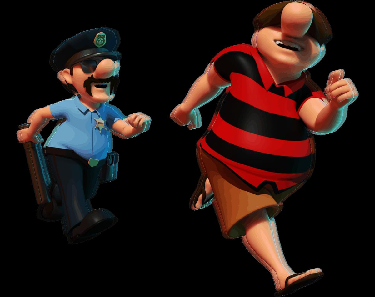 Cops 'n' Robbers™ Vegas Nights