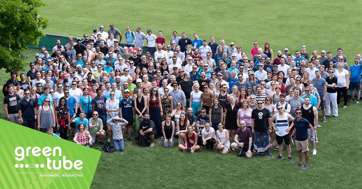 Team Day 2019: Greentube had a blast!