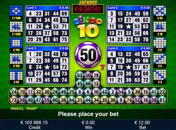 Bingo 10™