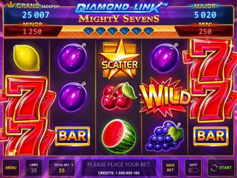 Diamond Link™: Mighty Sevens