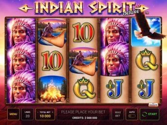 Indian Spirit™ Deluxe