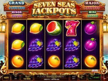 Seven Seas Jackpots™