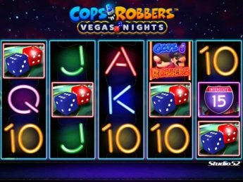 Cops 'n' Robbers™ Vegas Nights