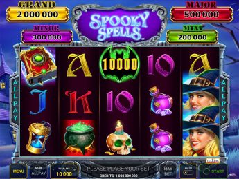 Spooky Spells™