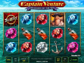 Captain Venture™: Treasures of the Sea