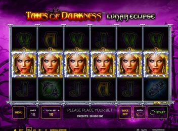 Tales of Darkness™ Lunar Eclipse