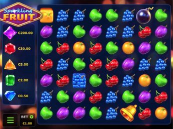 Sparkling Fruit Match 3