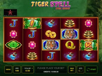 Tiger Spell – Xtra Choice