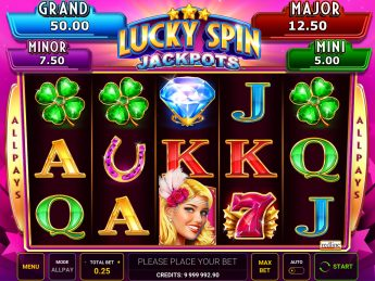 Lucky Spin Jackpots™