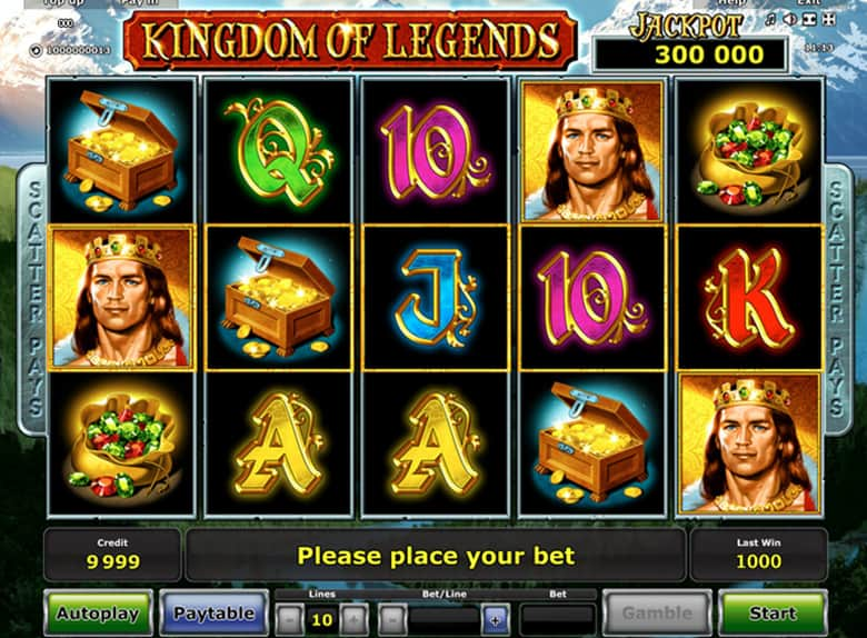 Kingdom Of Legends
