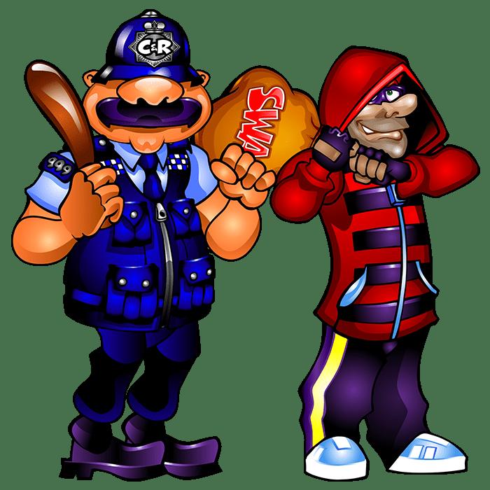 Cops `n´Robbers Millionaries Row
