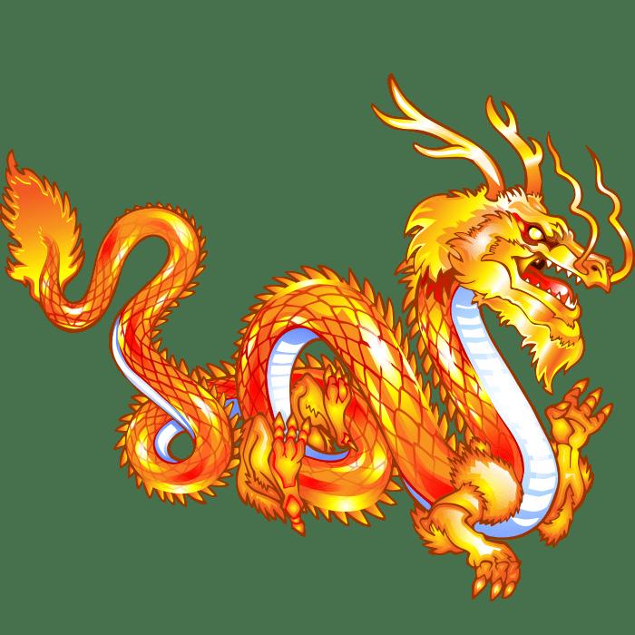 Dragon´s Wild Fire