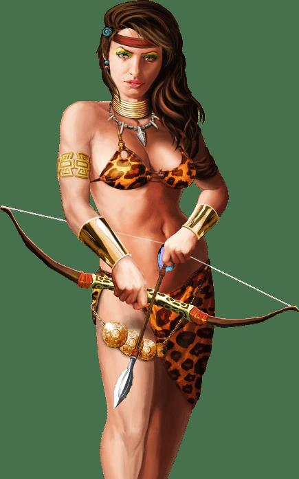 Jungle Queen™