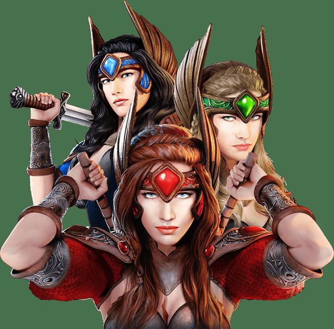 Valkyries of Odin™