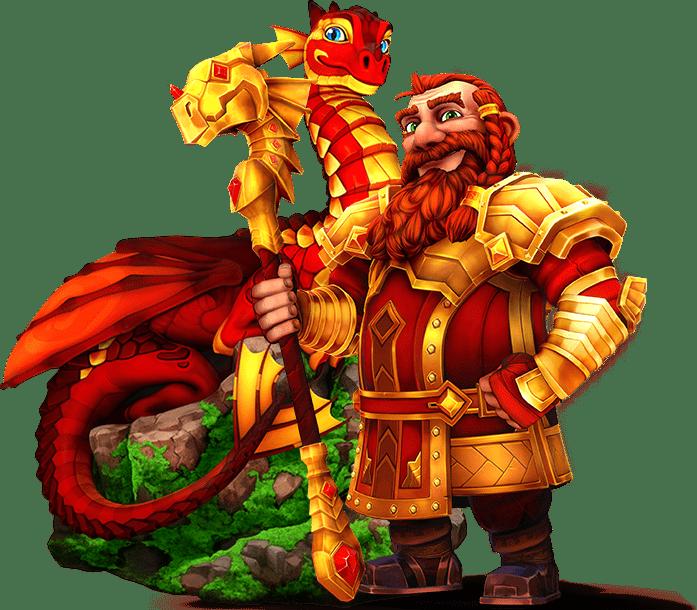 Viking & Dragon™