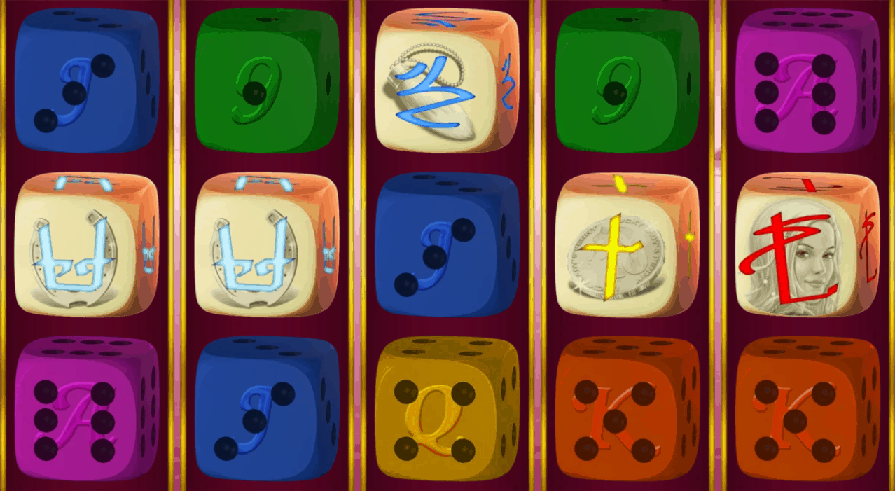 Lucky Lady's Charm™ Cubes
