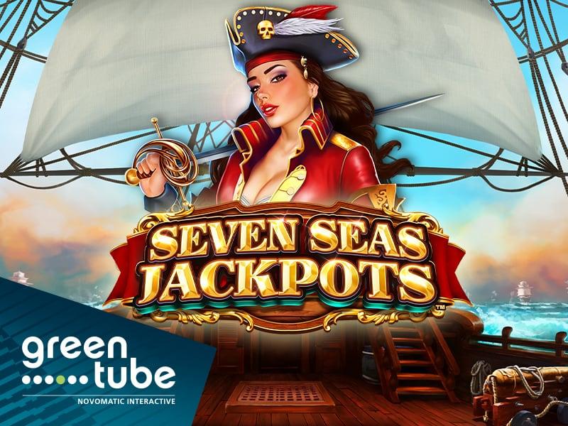 Seek out sunken treasures in Seven Seas Jackpots™!