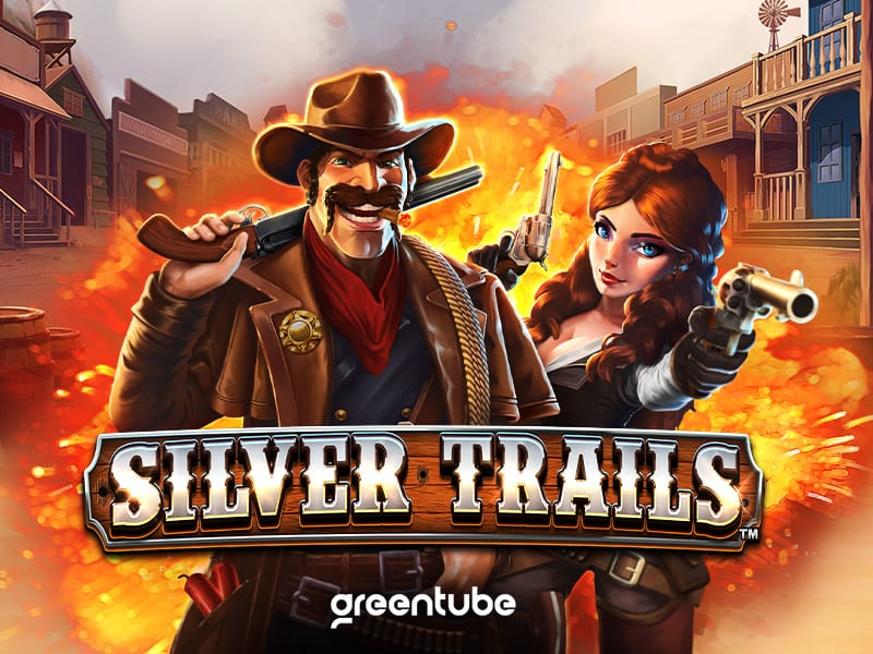 Lasso awesome winnings in Silver Trails™