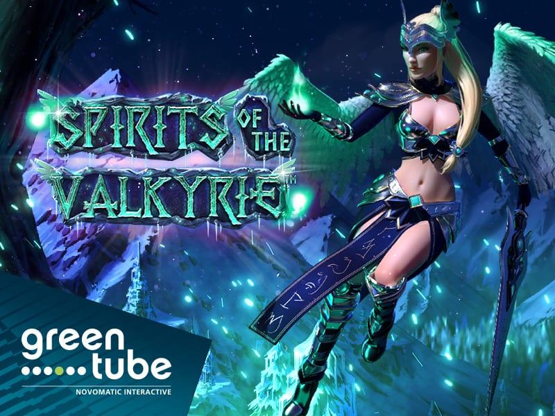 Frozen treasures await in Spirits of the Valkyrie™!