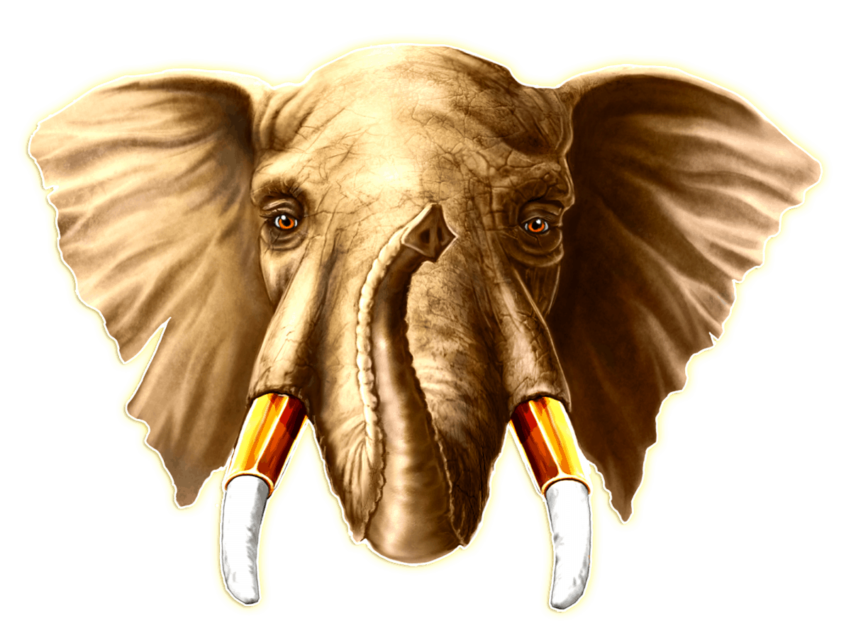 Diamond Link™ Mighty Elephant