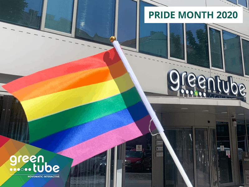 Celebrating Pride the Greentube Way!