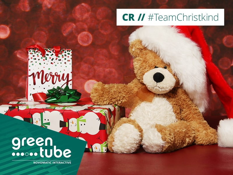 The spirit of the season is GREEN: #TeamChristkind 2020!